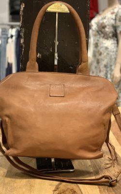 Legend Bag Bardot Leather Naturel Cognac