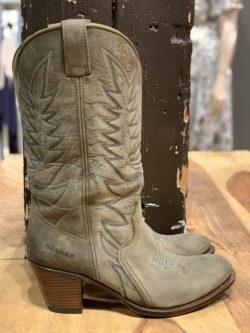 Sendra Boots Military Lavado Leather