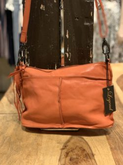 Legend Bag Lavis Leather Rust Oranje