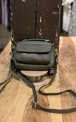 Legend Bag Daone Leather Olive