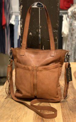 Legend Bag Bairdo Leather Cognac
