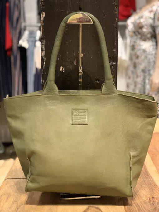 Legend Bag Bardot Leather Military-Green