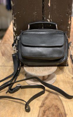 Legend Bag Daone Leather Black