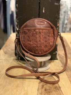 Legend Bag Carlate Leather Cognac