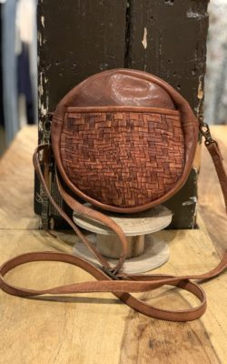 Legend Bag Carlate Leather Cognac