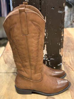 Boots Cowboy Cognac