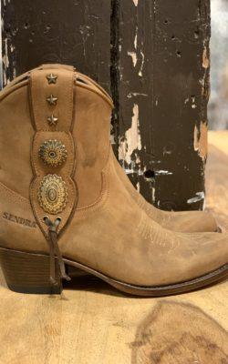 Sendra Boots Floter Tang Lavado Leather