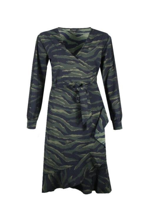 G-Maxx Travel Jurk Camouflage Print