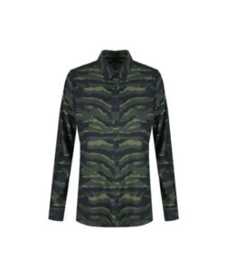 G-Maxx Travel Blouse Camouflage Print